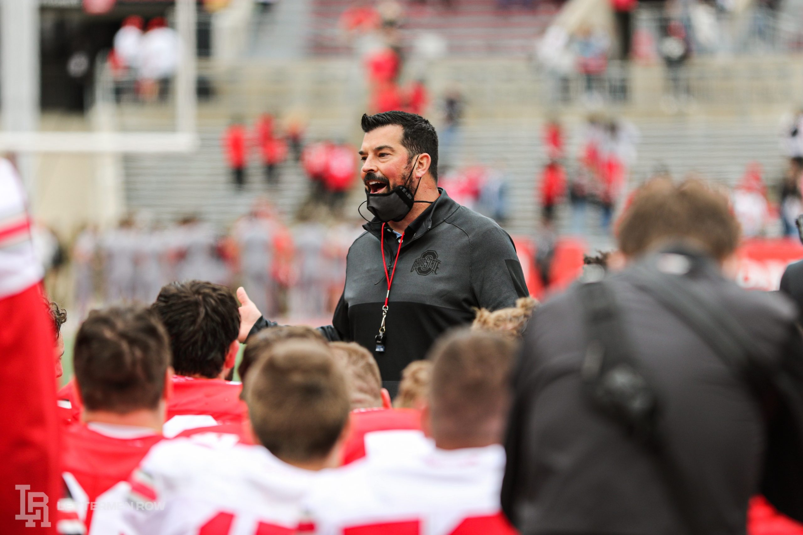 Ryan Day-Ohio State-Buckeyes-Ohio State football