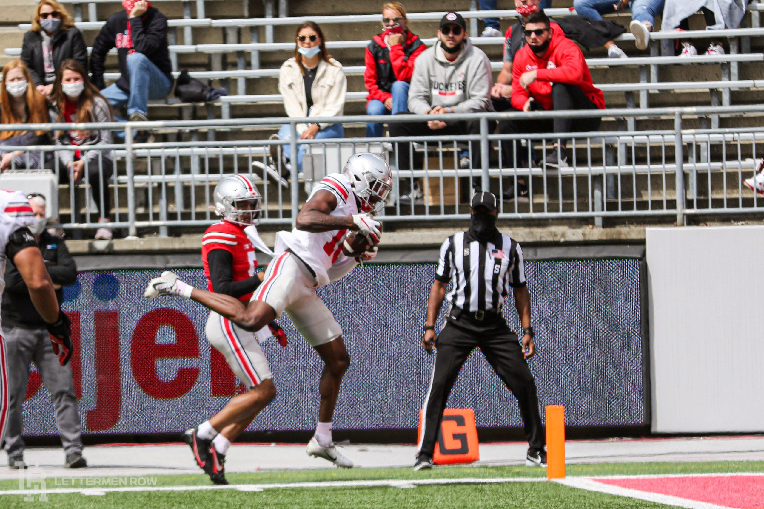 Ryan Watts-Ohio State-Ohio State football-Buckeyes