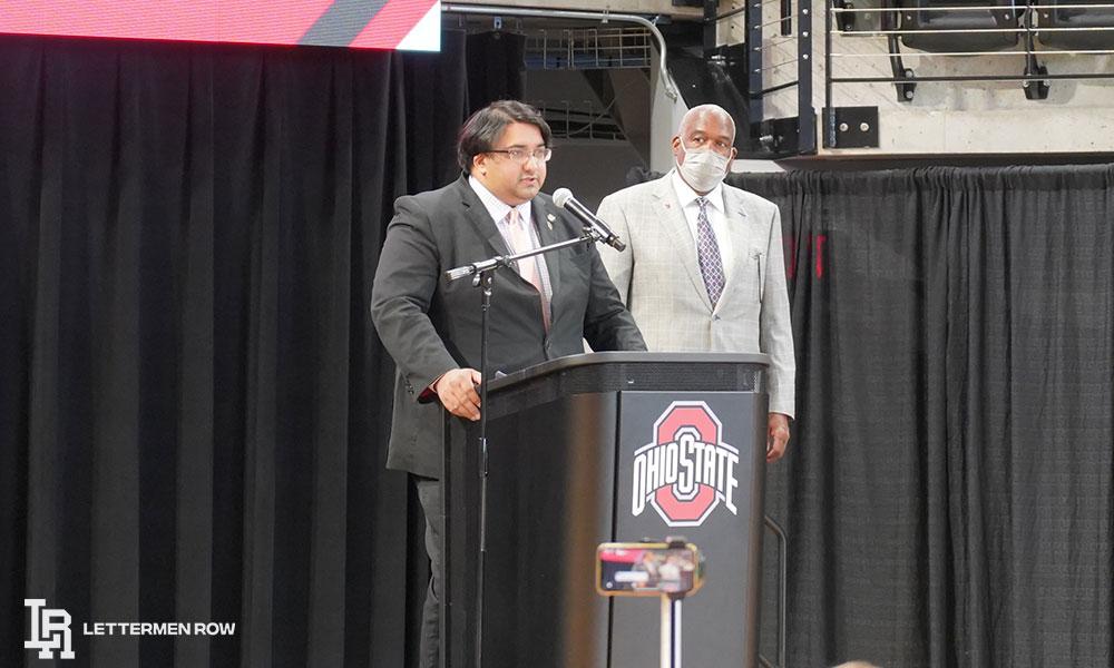 Niraj Antani-Ohio State senator-Gene Smith-Buckeyes
