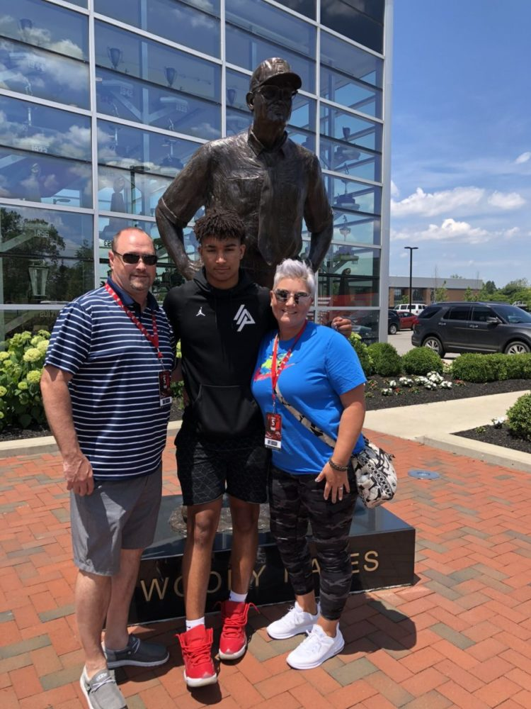 Xavier Nwankpa-Ohio State Buckeyes-Ohio State football