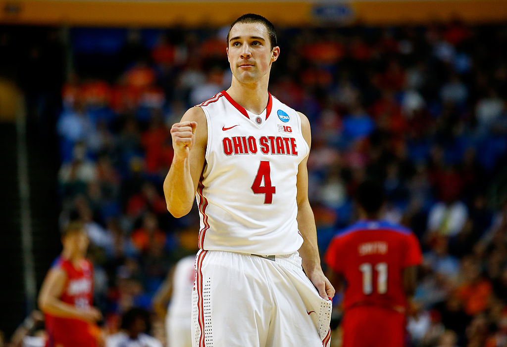 Aaron Craft -Ohio State Buckeyes-Ohio State basketball