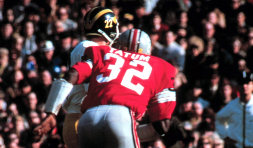 Jack Tatum-Ohio State football-Ohio State Buckeyes